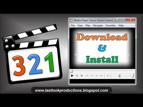 How to Download and install Klite media player in windows XP788110 HindiUrdu