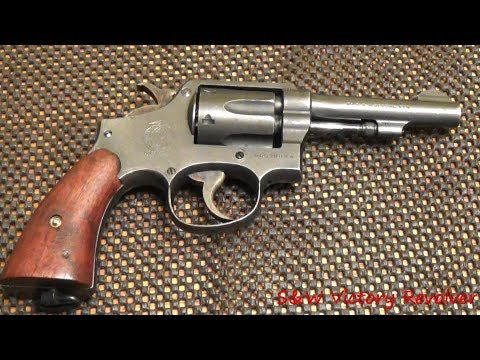 Smith & Wesson Victory Revolver