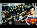 3 Doors Down Kryptonite Видео Урок Как Играть На Гитаре Разбор mp3