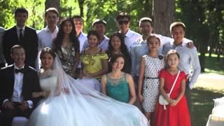 Свадьба Сакена и Аяулым 23 августа 2014 Алматы(, 2014-12-10T12:07:50.000Z)