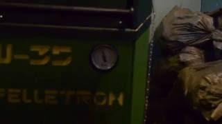 Обзор котла Пелетрон U35