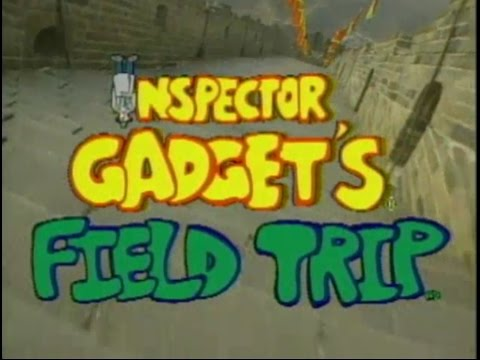 Inspector Gadget's Field Trip: Southewest U.S. - The America