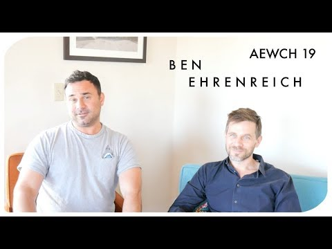 AGAINST EVERYONE with CONNER HABIB 19: BEN EHRENREICH or PALESTINIAN RIGHTS ARE NOT COMPLICATED