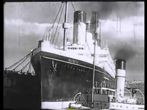 RMS Olympic and Mauritania's Scrapping