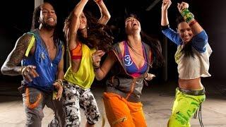 Танцевальный фитнес для начинающих Zumba