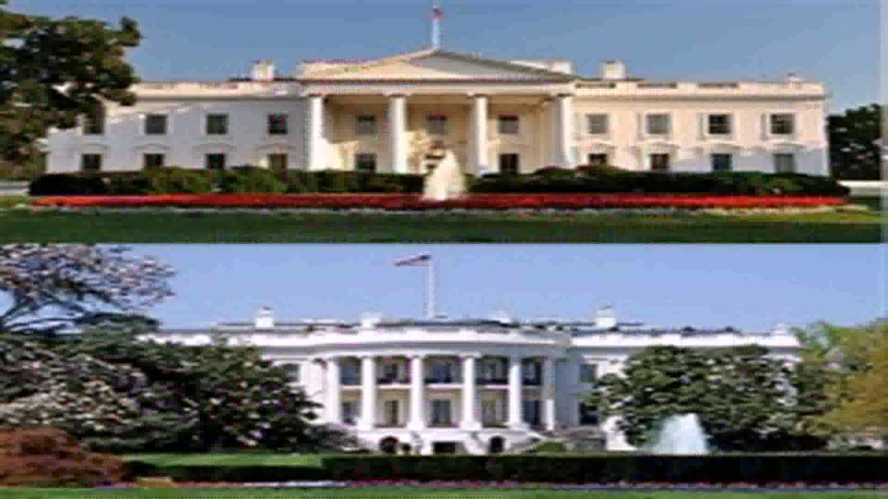 Floor Plan Of The White House Residence - YouTube