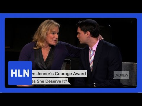 Thumbnail: The moment this transgender debate got heated