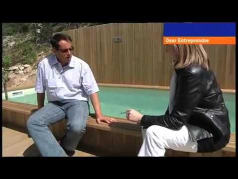 Reportage lci sur les piscines bois haut de gamme bluewood youtube - Piscine bois haut de gamme ...