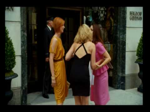 SEX AND THE CITY OFFICIAL TRAILER #2