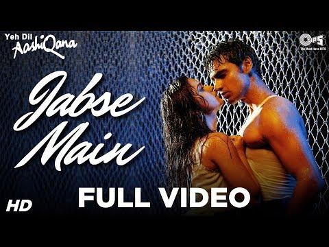 Jabse Main - Video Song | Yeh Dil Aashiqana | Karan Nath & Jividha | Kumar Sanu