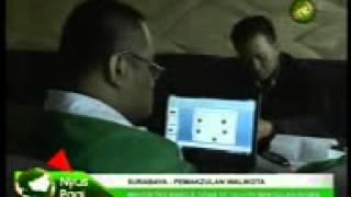 Hasil survei PKS tentang Bu Risma Walikota Surabaya [ArekTV]