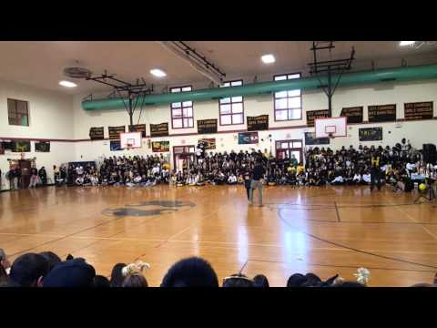 Spirit day performance 2015 (part 3)
