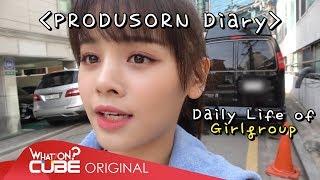 "Gambar cover 손(SORN) - ""PRODUSORN Diary"" 001 : Daily life of Girlgroup"