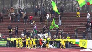 Триумф в жълто-зелено след дербито Дунав - Добруджа