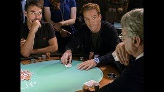 Бобби Аксельрод и эпизод игры в покер в сериале Миллиарды. Сериал Миллиарды, 2 сезон 3 серия