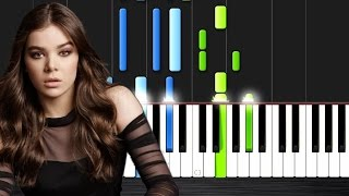 hailee steinfeld grey starving ft zedd piano tutorial by plutax