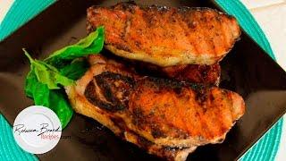 Grilled Pork Chops Recipe - Moist And Fork Tender