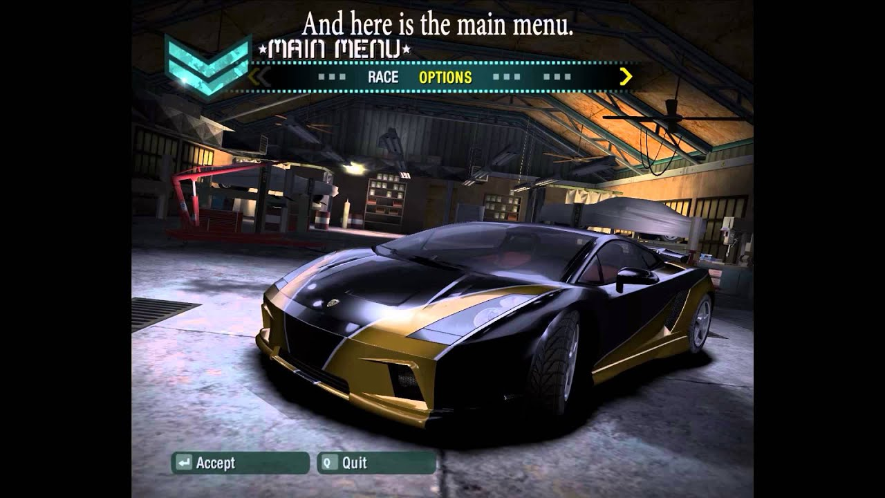 Need for speed fix