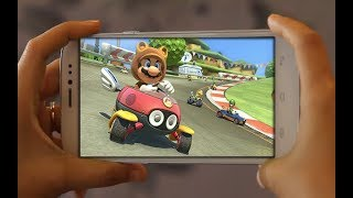 How To Play Mario Kart 8 Deluxe On Android & Iphone | Gameplay
