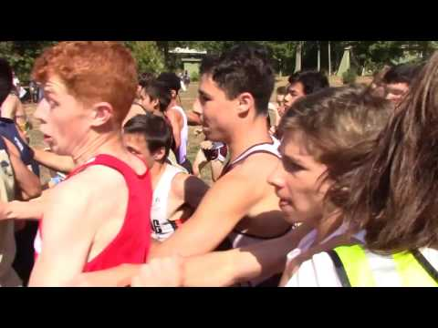 2016 Tyngsboro High School Cross Country Highlight