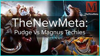 TheNewMeta: Pudge vs Magnus Techies
