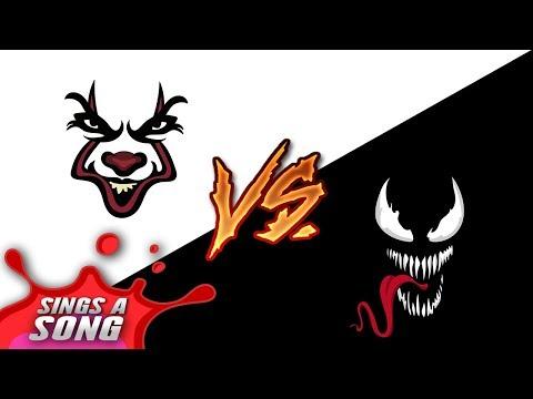 Pennywise Vs Venom Rap Battle (IT Vs Marvel Parody)