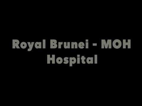 Royal Brunei MOH Hospital Advertisnment