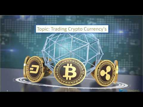 Trading Crypto Currencies