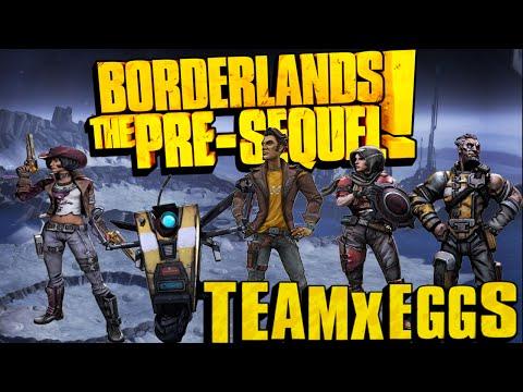 Borderlands: The Pre-Sequel   Let's Play   Part 1   W/ BigDog, Sweet, Gangsta & Kuta