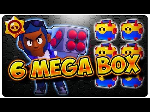 6 MEGA BOX