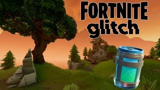 EPIC GAMES NEEDS TO PATCH THIS GLITCH! NO STORM DAMAGE! Fortnite battle royale
