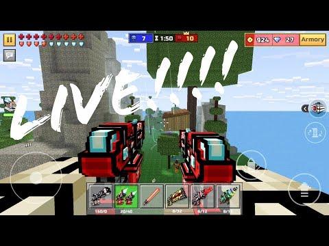 LIVE pixel gun 3d account accounts giveaways