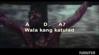 Wala Kang Katulad (Tagalog) Chords and Lyrics