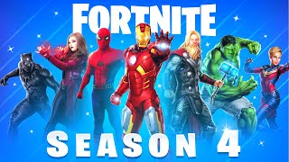10 Fortnite SEASON 4 Secrets & Leaks