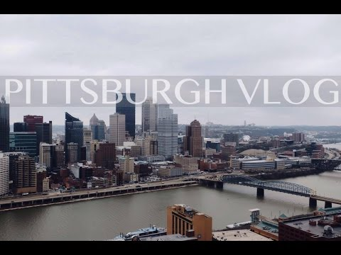 PITTSBURGH TRAVEL DIARY