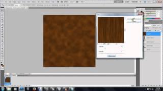 Wood Floor Texture Tutorial