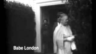 The Funeral Of Stan Laurel - EXCLUSIVE  Rare Footage.