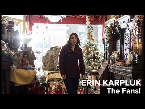 RIFTWORLD CHRONICLES: Erin Karpluk Talks About How  Can Help