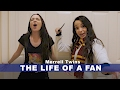 THE LIFE OF A FAN - Merrell Twins