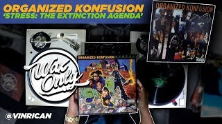 Discover Samples Used On Organized Konfusion 'Stress: The Extinction Agenda'