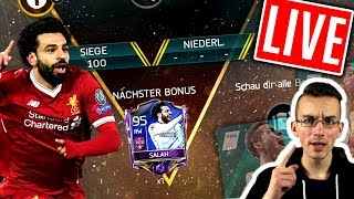 FIFA 18 MOBILE: Live 😱🔥 TOTS + TURNIER EVENT + PACKS!!!