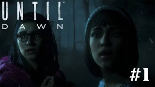 NoThx playing Until Dawn EP01
