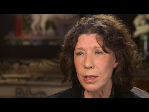 Lily Tomlin on laughing her way to legendary status