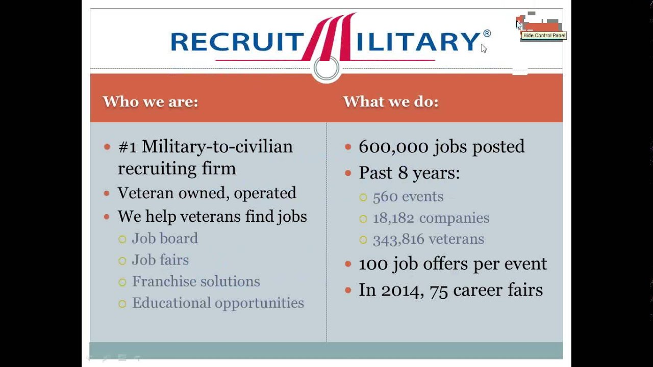 6 Dos And Don Ts For Writing Your Resume As A Military Veteran