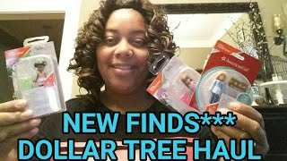 DOLLAR TREE COME WITH ME & HAUL|NEW FINDS** 7-26-19