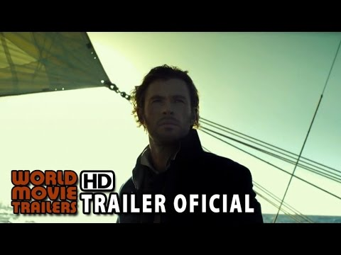 Trailer do filme No Coração do Mar