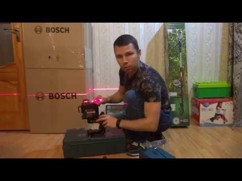 Bosch  GLL 3-80 NEW Лазерный нивелир 2018 /2019год