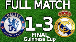 Video Chelsea FC VS Real Madrid 1-3 FULL MATCH 07.08.2013 HD (Guinness Cup - FINAL) (ENGLISH COMMENTARY) download MP3, 3GP, MP4, WEBM, AVI, FLV April 2018