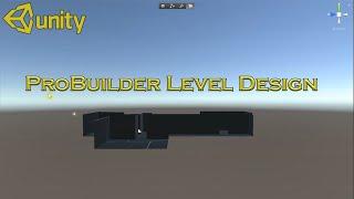 Level Design Is Super Easy with Probuilder for