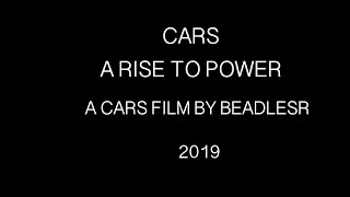 Cars: A Rise To Power Trailer 2